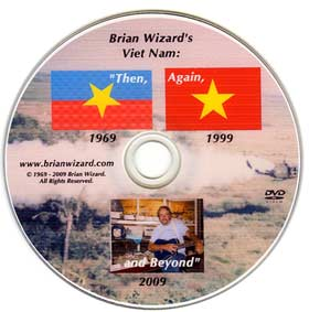 Brian Wizard 'Then, Again and Beyond' DVD